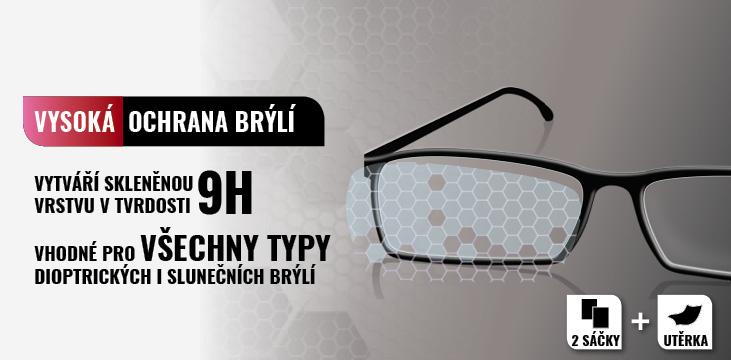 Nano ochrana brýlí
